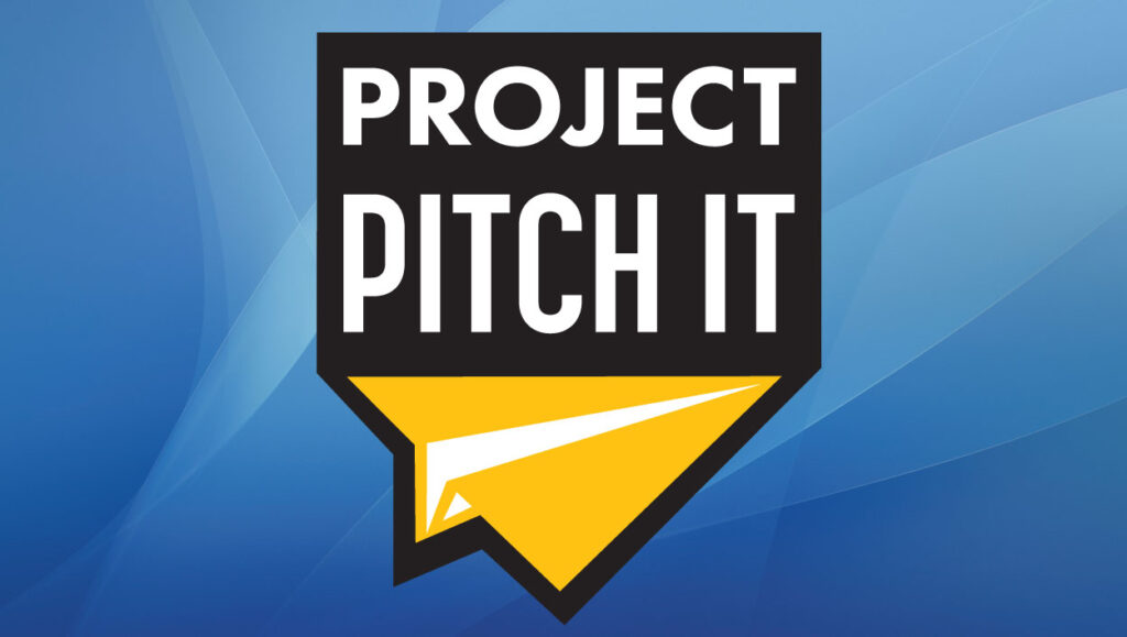 Projet Pitch It Logo